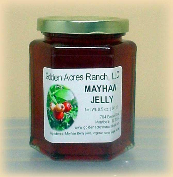 Mayhaw Jelly Cake
