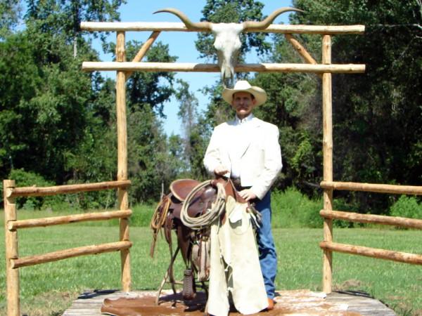 Stephen Monroe, Cowboy Poet