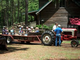 Hayrides All Day